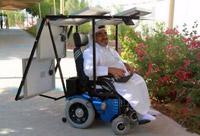 solar-powered-wheelchair